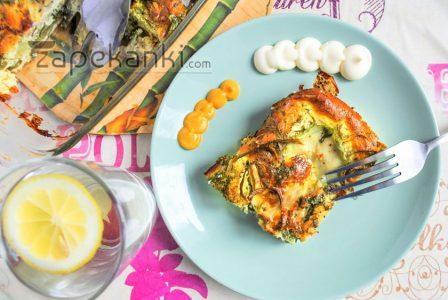 овощная запеканка пошаговый рецепт